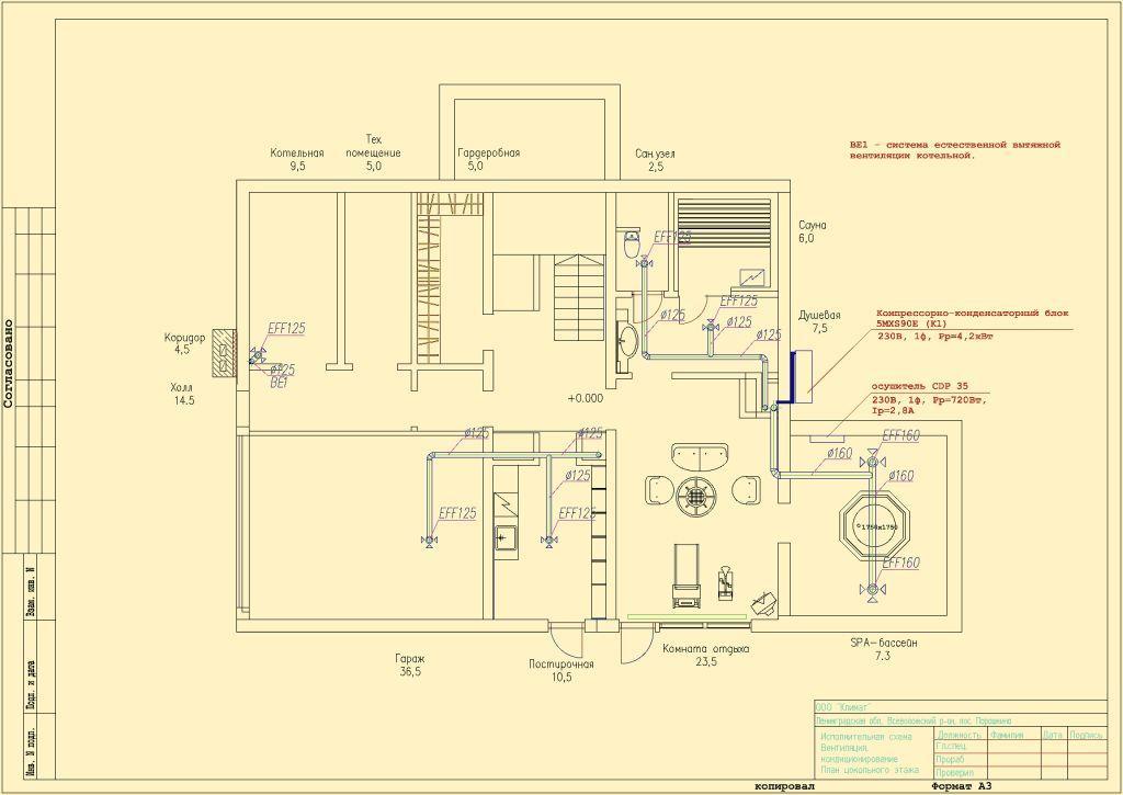 Вентиляция цокольного этажа в частном доме своими руками схема 52